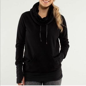 Lululemon don't hurry be happy pullover
